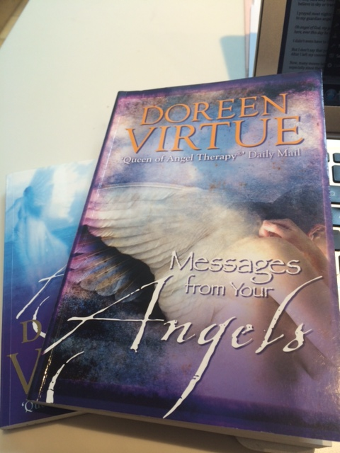 Angel Therapy Oracle Cards Doreen Virtue: Help Me! Blog